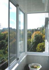 балкон металлопластик цена