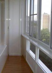 балкон металлопластик