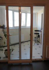 пластиковые двери на балкон цена