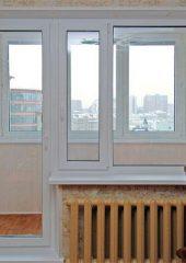 балконная дверь с окном цена