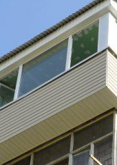 остекление балкона с выносом цена