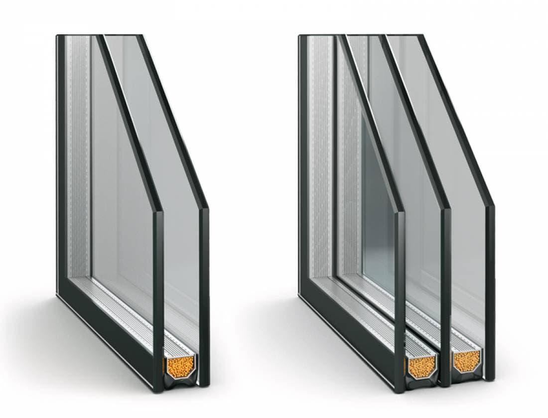 Однокамерний і двокамерний склопакети – конструкції, добре зберігають тепло