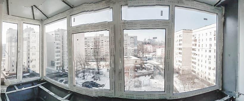 Як відбувається монтаж балкона з виносом