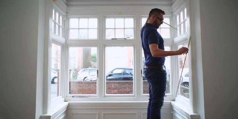Как правильно замерить окно
