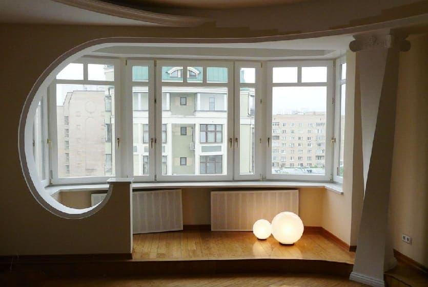 застеклить балкон в Харькове