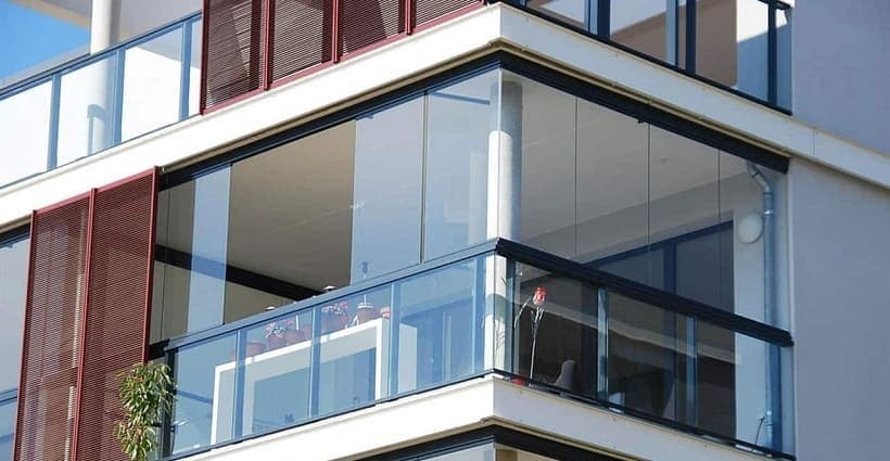 остекления балконов в Харькове