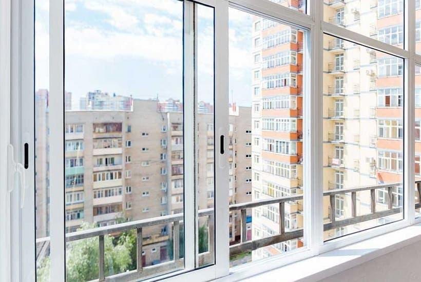 остекления балконов цена