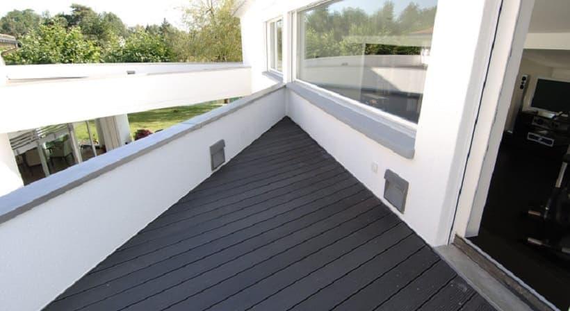 расширять балкон