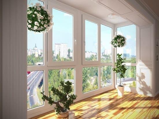 утепление французкого балкона в Харькове